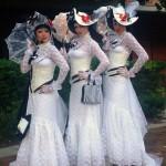 Hepburns - ground roving musicians