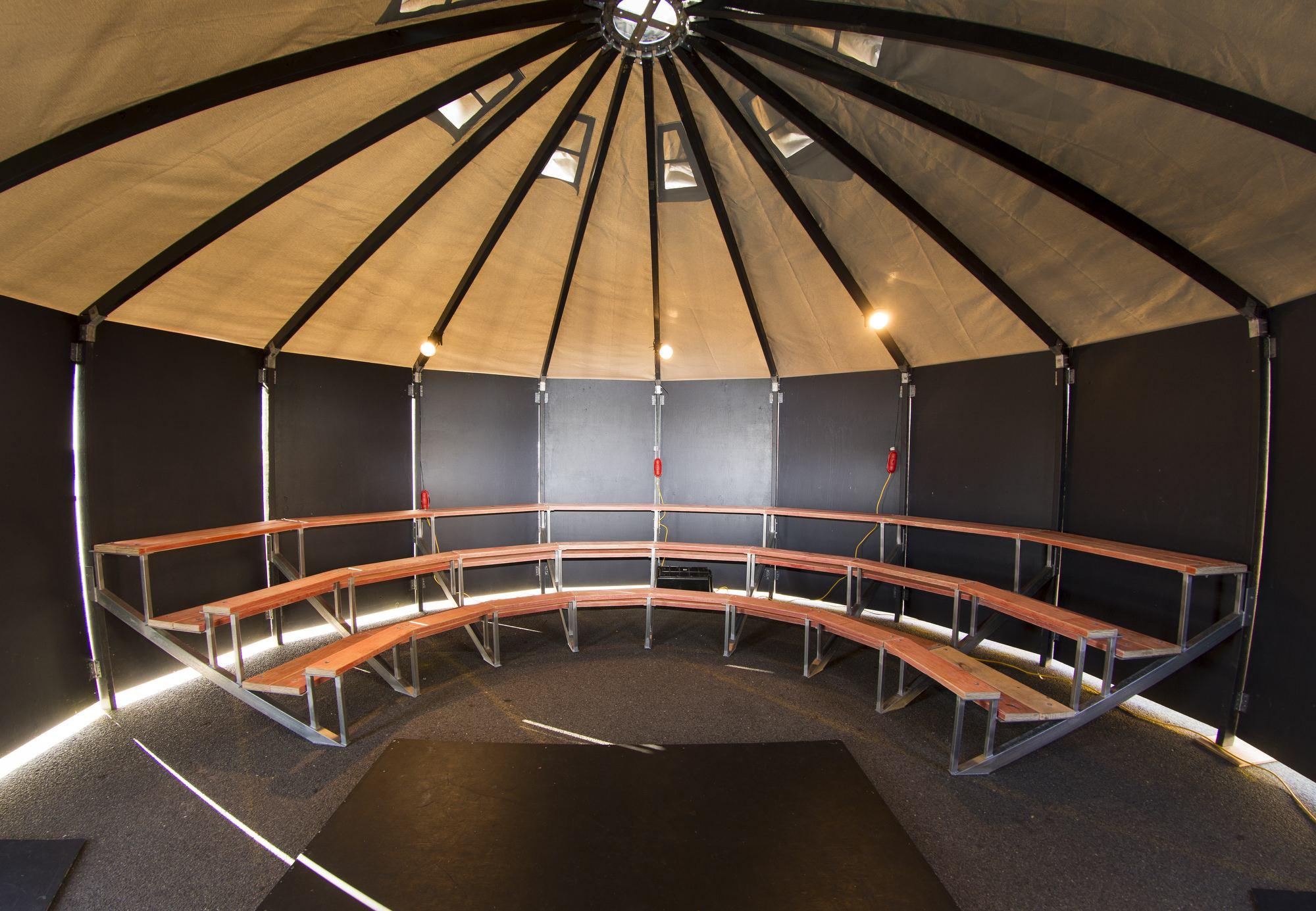 Pop Up Venues Circus Tents Australia