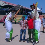 Stilt Cricketers ICC