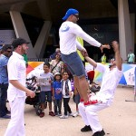 Acro Cricketers IrevsPak CWC crowd participation