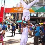 Acrobat Cricketers IndiavsPakistan3