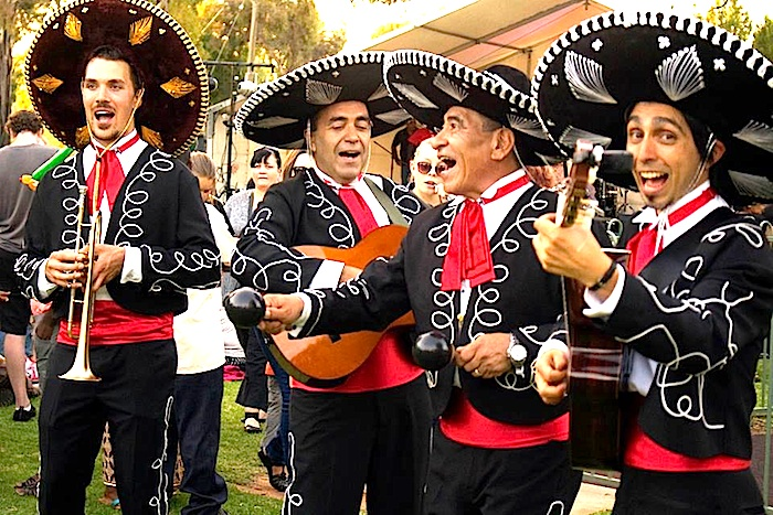 Traditional mexican dress men